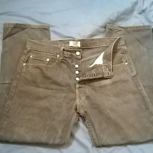 Levi's 501 Button Fly